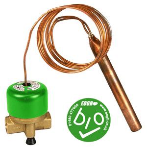Fire valve - Bio-green 300 x 300