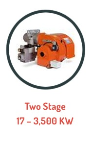 TWO STAGE 17 - 13500 KW