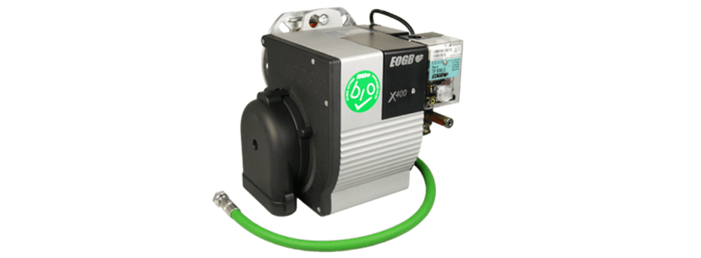 Fitting a replacement x400 oil burner eogb energy for Oil burner motor replacement