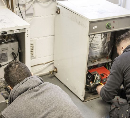 OFTEC training gas assessments