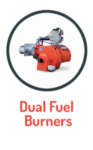 Dual-Fuel-Burners