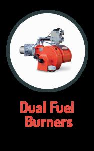 Dual-Fuel-Burners
