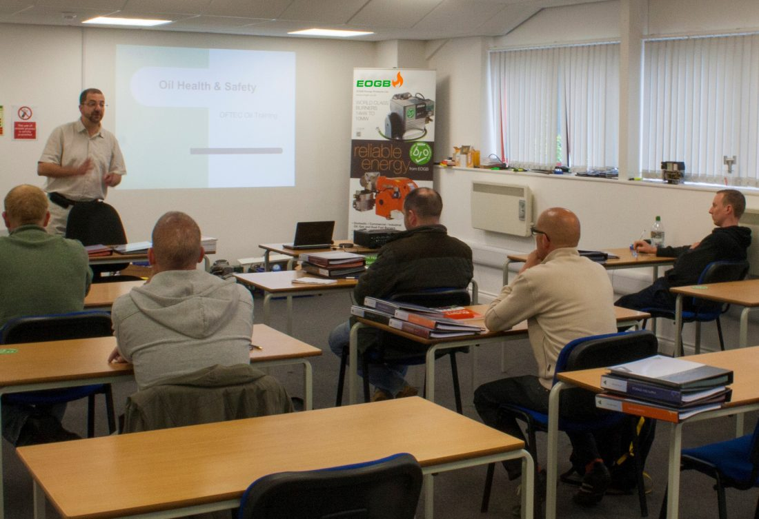 EOGB is now offering the CONGLP1 natural gas to LPG changeover course