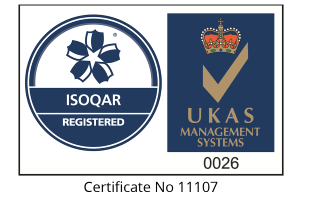 ISOQAR Registered, UKAS Management Systems