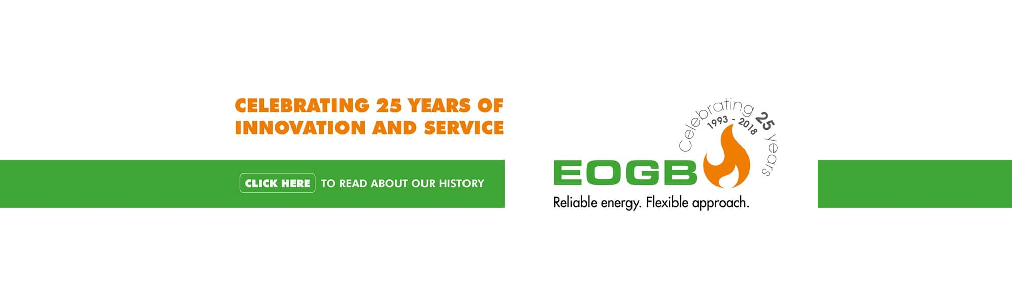 25 Years of EOGB