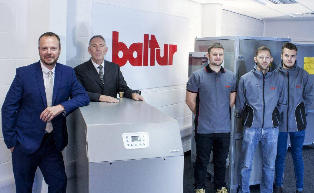 Baltur UK launch