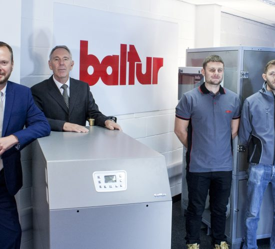 Baltur UK launch