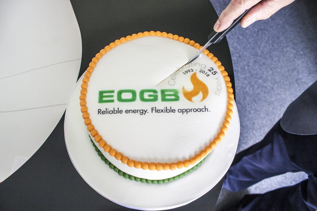 EOGB Celebrates 25 Years In Business UK Heating Market