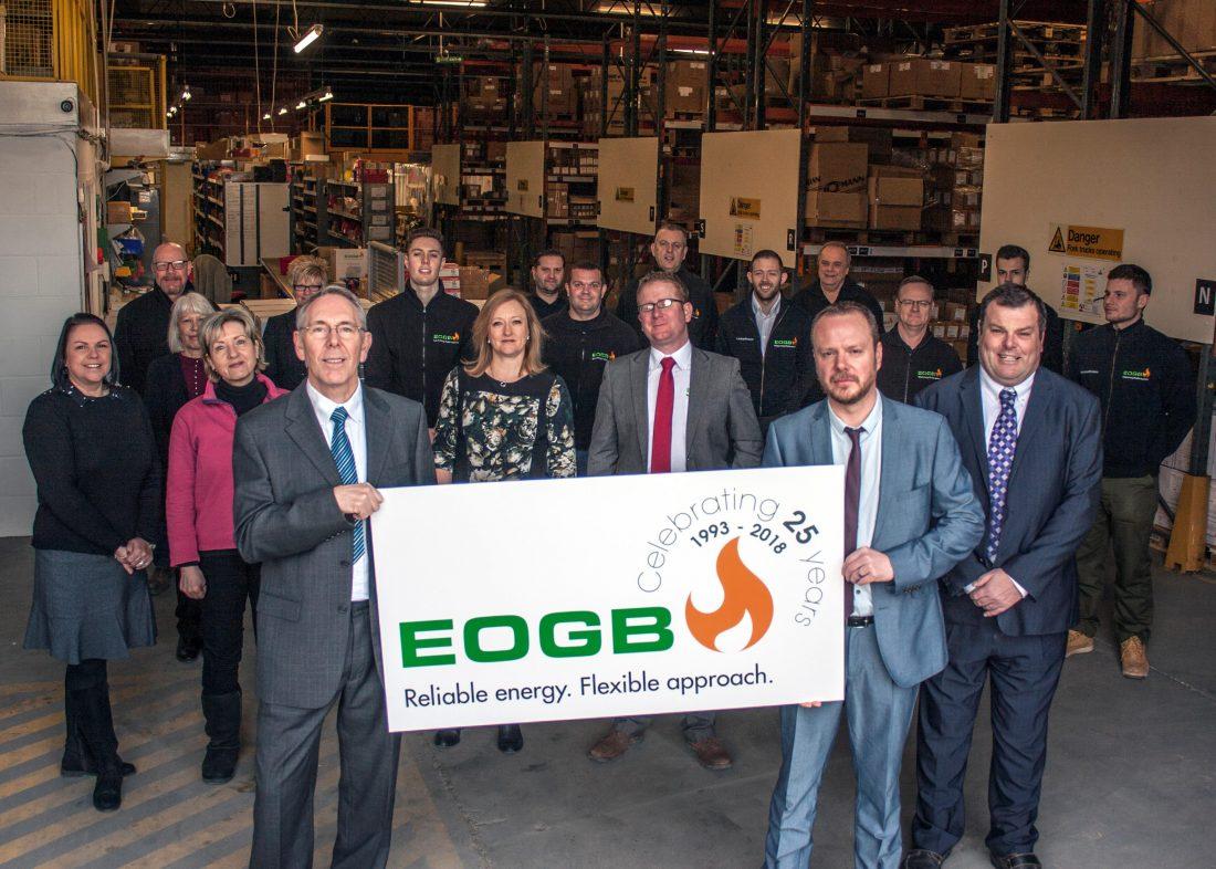 EOGB Celebrates 25th Anniversary