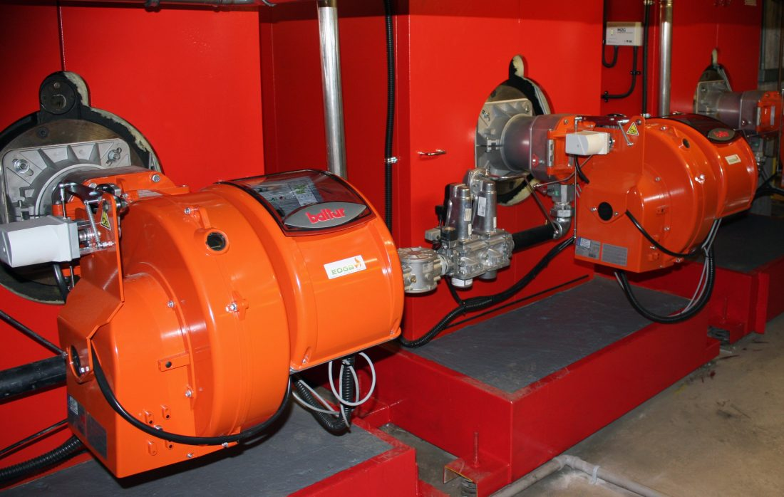 Baltur Commercial Burner