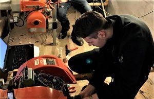 Apprenticeship Training with Baltur UK burners
