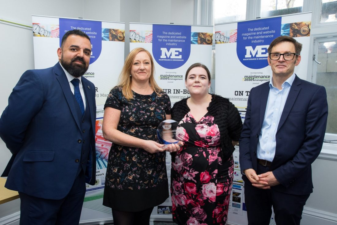 EOGB wins Employer of the Year Award